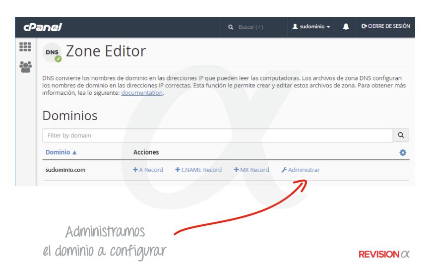 02 MX Google Apps cPanel Revision Alpha